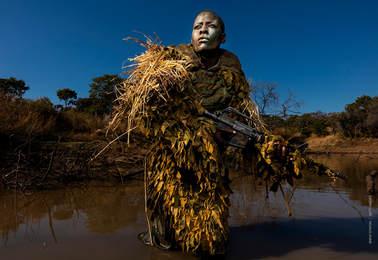 006 Brent Stirton Getty Images